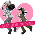 Doodling Valentine - Lisa